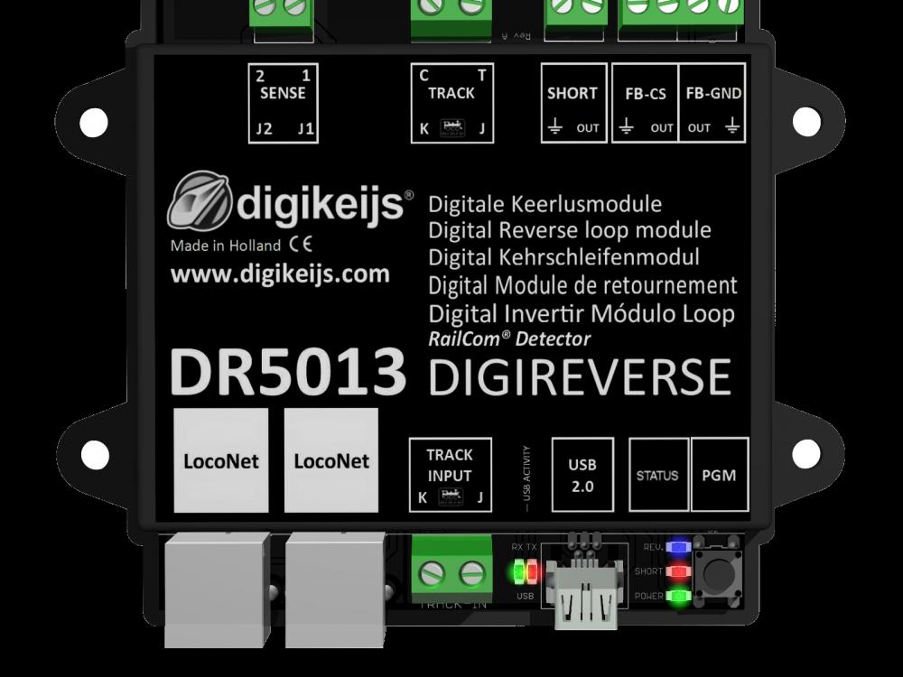 Digikeijs DR5013 DigiReverse Kehrschleifenmodul